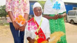 Queen of All Nigerian Virgins: Celebration in Lagos as Student Emerges